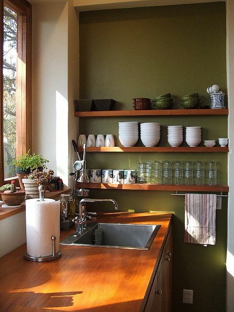 Mid-century</br><span>olive glam</span>
