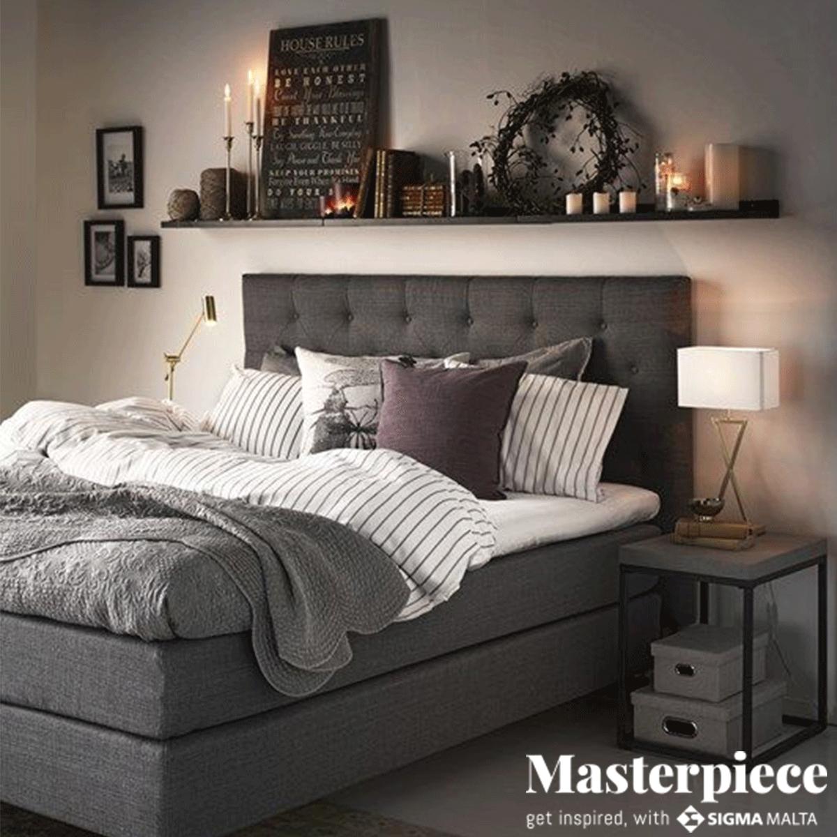 Cosy, romantic </br><span>bedroom</span>