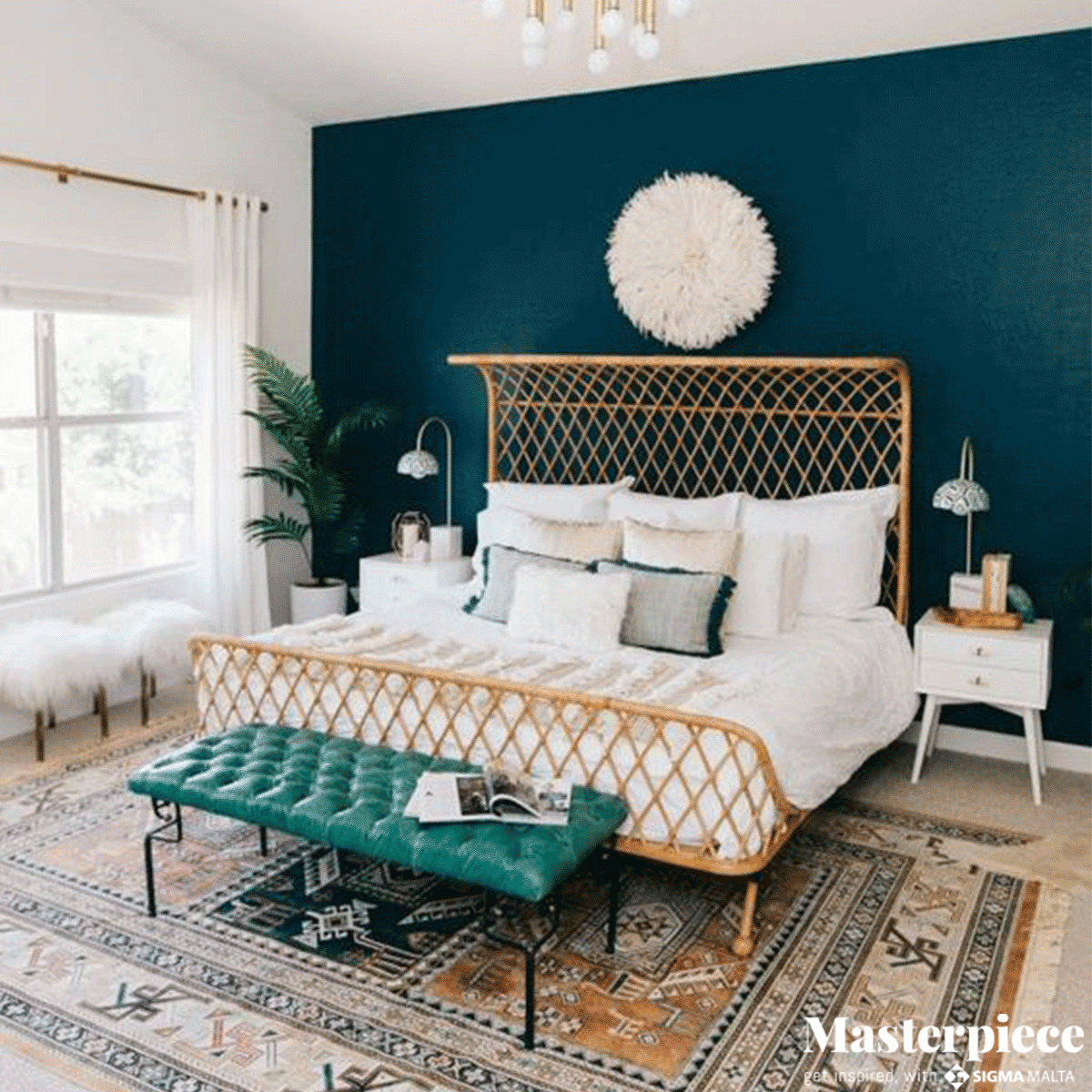 Moroccan decor is so</br><span> timeless and exotic – we love it! </span>