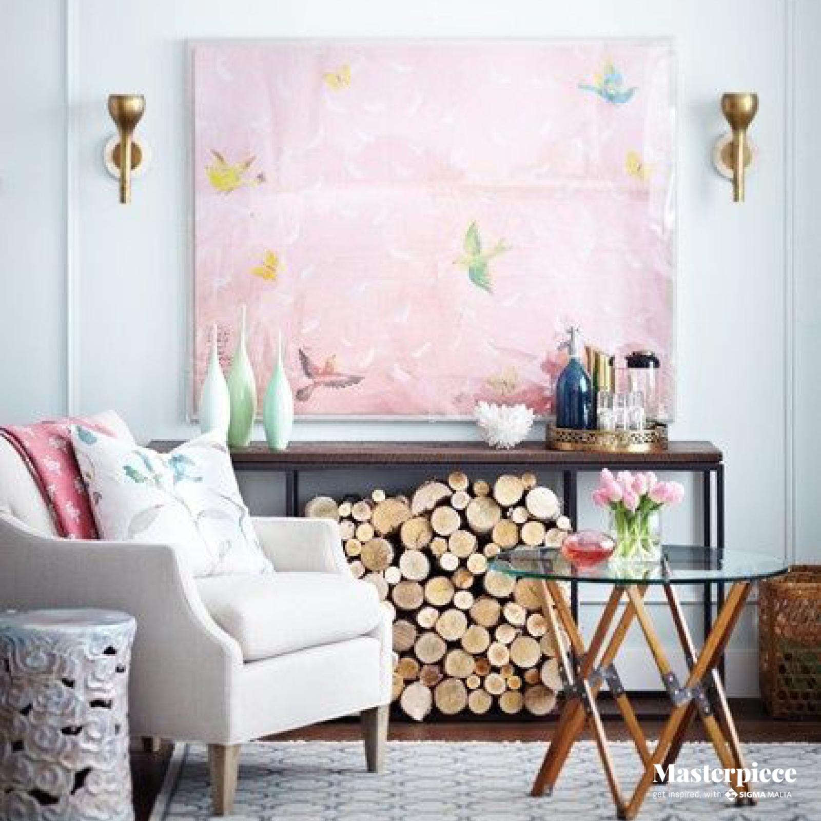 Pastel  </br><span> Living room </span>