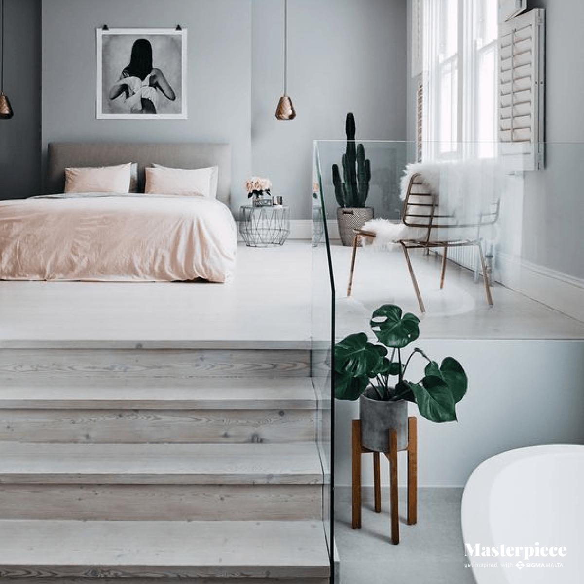 A Dreamy </br><span> Bedroom</span>