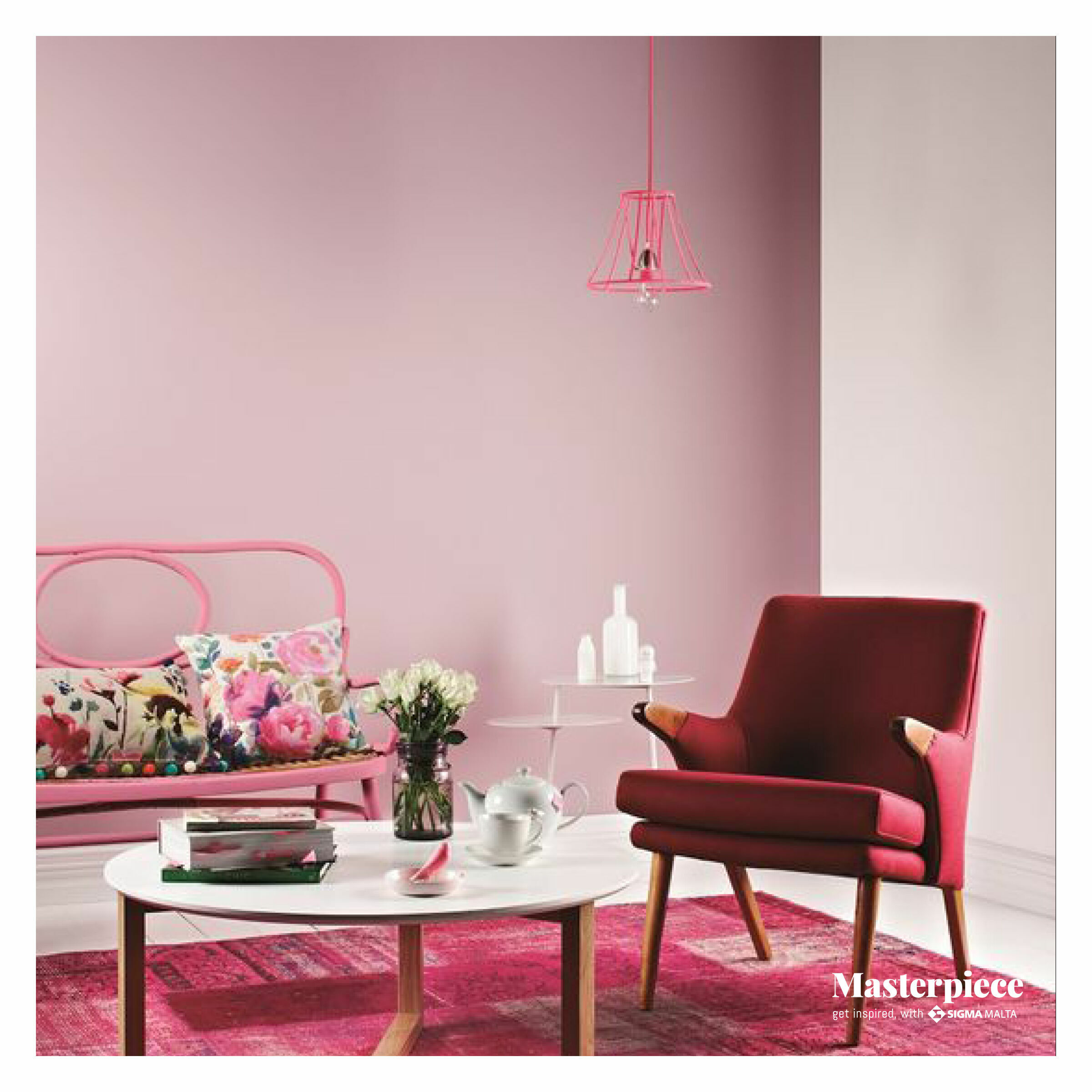 Pretty</br><span>in Pink</span>